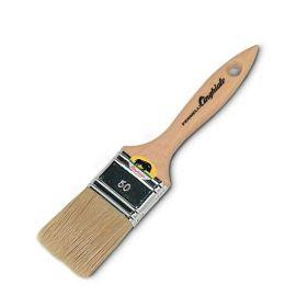 Pennellessa con manico in legno 30mm cinghiale