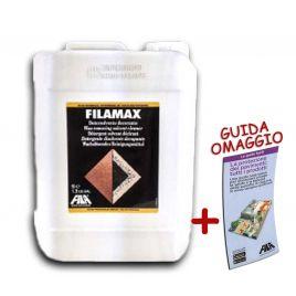 Detergente pavimenti fila max 5l cotto cemento gres clinker filamax + guida omaggio