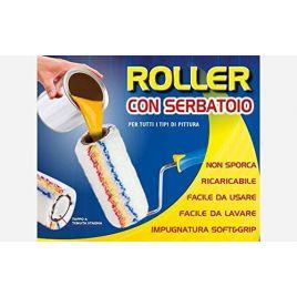 Roller rullo con serbatoio incorporato e manico estraibile cinghiale