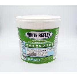 White reflex ultra (bianco) pittura ad alta riflettivita' da 20 kg