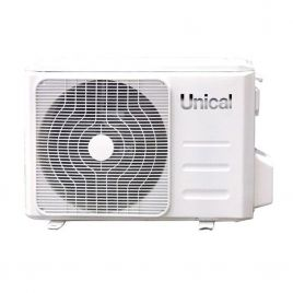 Unità Esterna UNICAL AIR CRISTAL Motore Condizionatore Climatizzatore R32 Dual Split KMX2 18HE