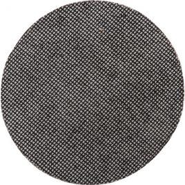 Disco abrasivo retinato grana 80 diam125 per levigatrice orbitale 5 pezzi