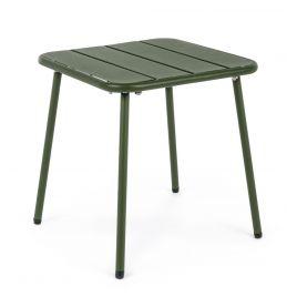 Tavolino in acciaio bizzotto marlyn forest 40x40cm