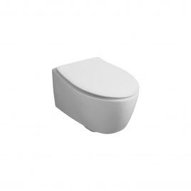 Lft18 lft spazio vaso sospeso bianco