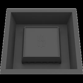 Sifone polipropilene dim. esterne cm 40x40