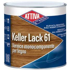 Vernice trasparente oleosintetica keller lack 61 lucido lt.5