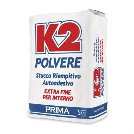 Stucco k2 polvere kg 5 stucco riempitivo autoadesivo