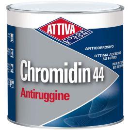 Antiruggine oleosintetica chromidin antir. 44 rosso ossido lt.2,5