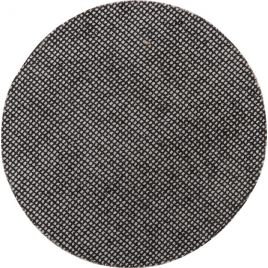 Disco abrasivo retinato grana120 diam125 per levigatrice orbitale 5 pezzi
