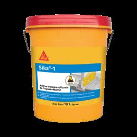 Additivo idrofugo per malte Sika-1 tanica 5 kg