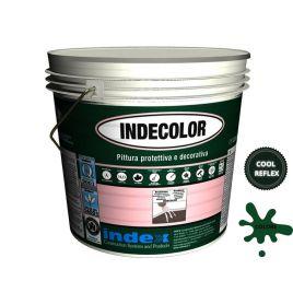 Indecolor cool reflex (verde ral6025) pittura riflettente da 20 kg