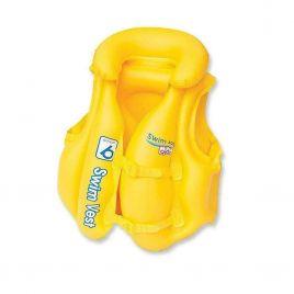 Giubbetto salvaggente gonfiabile bestway safe abc step b cm. 51x46 32034