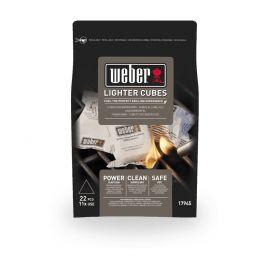 Cubetti accendi fuoco weber standard