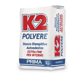Stucco k2 polvere kg 1 stucco riempitivo autoadesivo