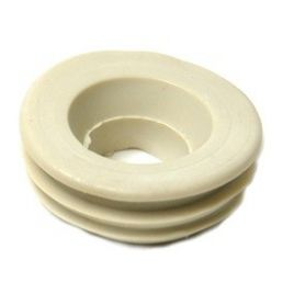 Morsetto maggiorato in gomma per vaso  da 60 x 30 mm