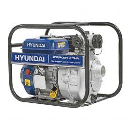 Motopompa acqua 4 tempi hyundai 212cc 7hp 80m
