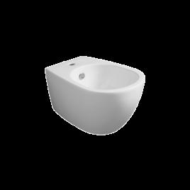 Bidet - vignoni simas - sospeso bianco con set fissaggio