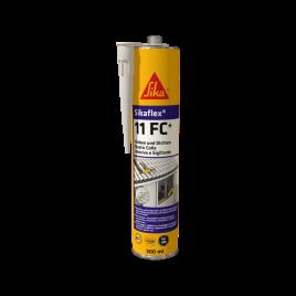 Adesivo sigillante Sikaflex-11FC+ nero cartuccia 300 ml