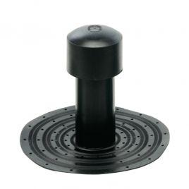 Esalatore semplice tpe eterno dm 75 mm h 225 mm