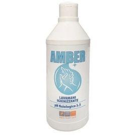 Sapone antibatterico amber 500 ml lavamani concentrato - faren