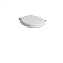 La006 coprivaso lante bianco c/cromo rallentate
