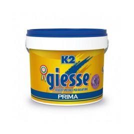 Stucco k2 giesse kg 5 stucco in pasta speciale per rasature